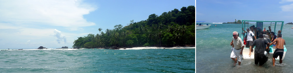 Cano Island is a paradise for marine life and the best snorkeling and diving in Costa Rica