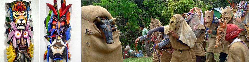 Ein Besuch im Reservat der Boruca Indianer ist ein interessanter Kulturausflug in Costa Rica