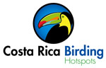 Logo of the Costa Rica Birding Hot Spots
